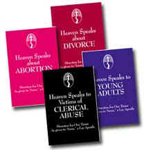 Heaven Speaks Booklets