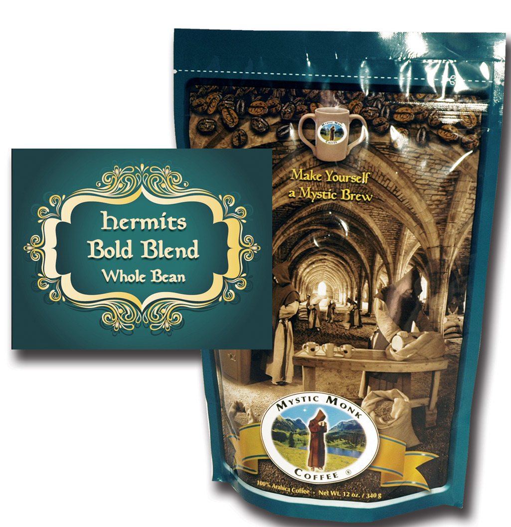 Mystic Monks Hermit's Bold Blend