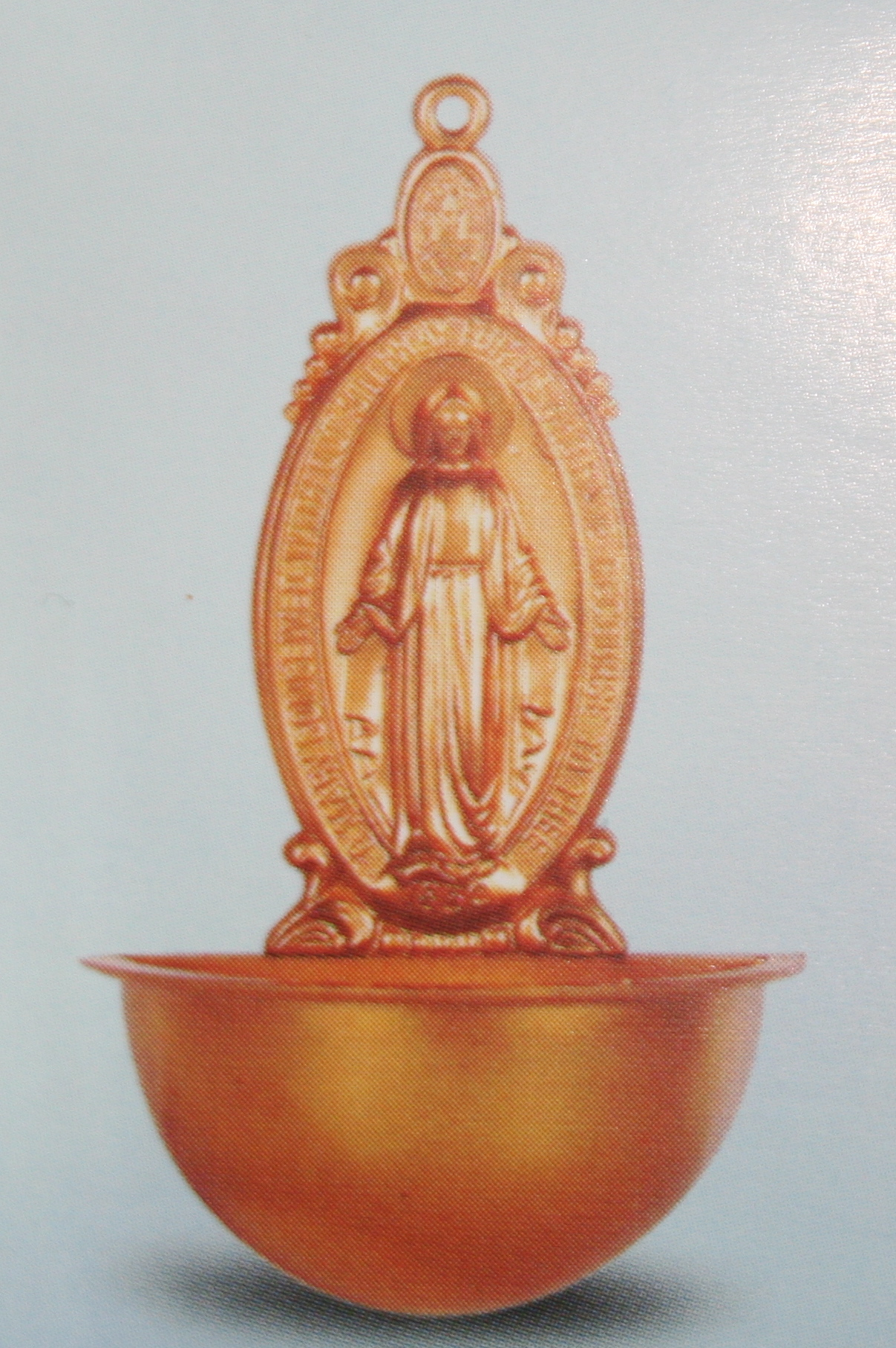 Our Lady of Grace font