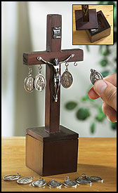 Special Intentions Crucifix