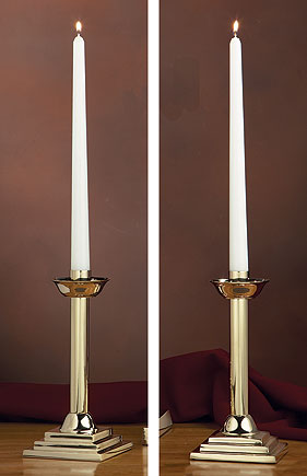 Altar CandleHolders, Set of 2