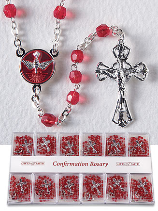 New deluxe Confirmation rosary