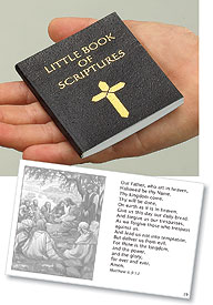 Little Scripture book