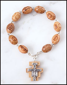 Oilve Wood rosary