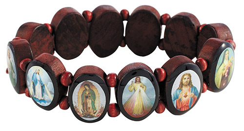 Wood Saints Bracelet