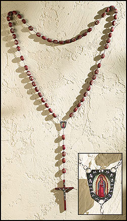 St Jude Large Family Wall Rosary