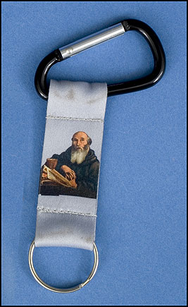 St. Benedict Key chains