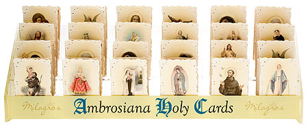 Vintage Italian Holy Cards