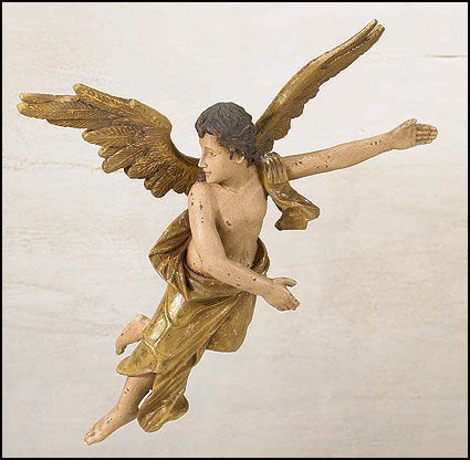 Very Large Angel wall sculpture
