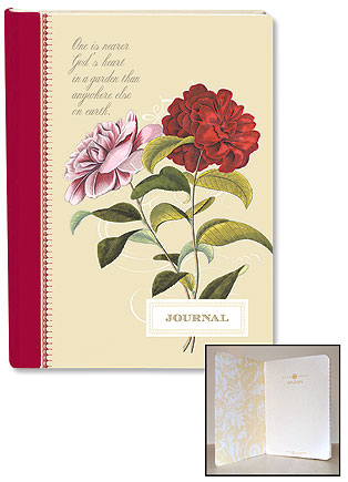 Red Rose Anna Griffin Journal