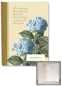 Blue Anna Griffin Journal