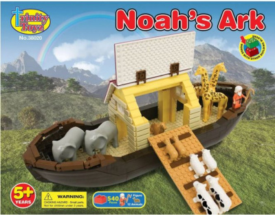 Noah's Ark set for kids