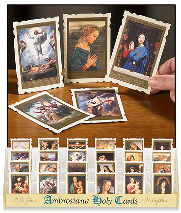 Old Masters Holy Cards