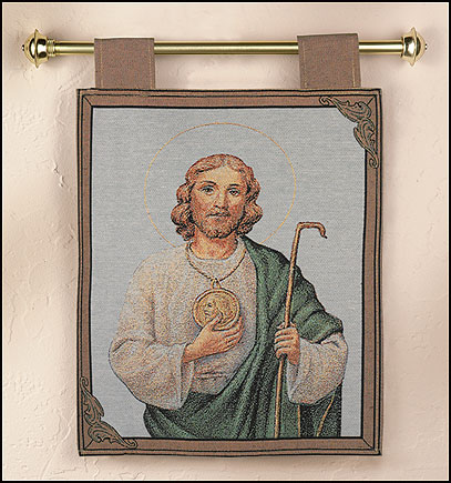 St. Jude Wall tapestry