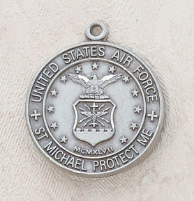 Air Force Medallion Key Ring