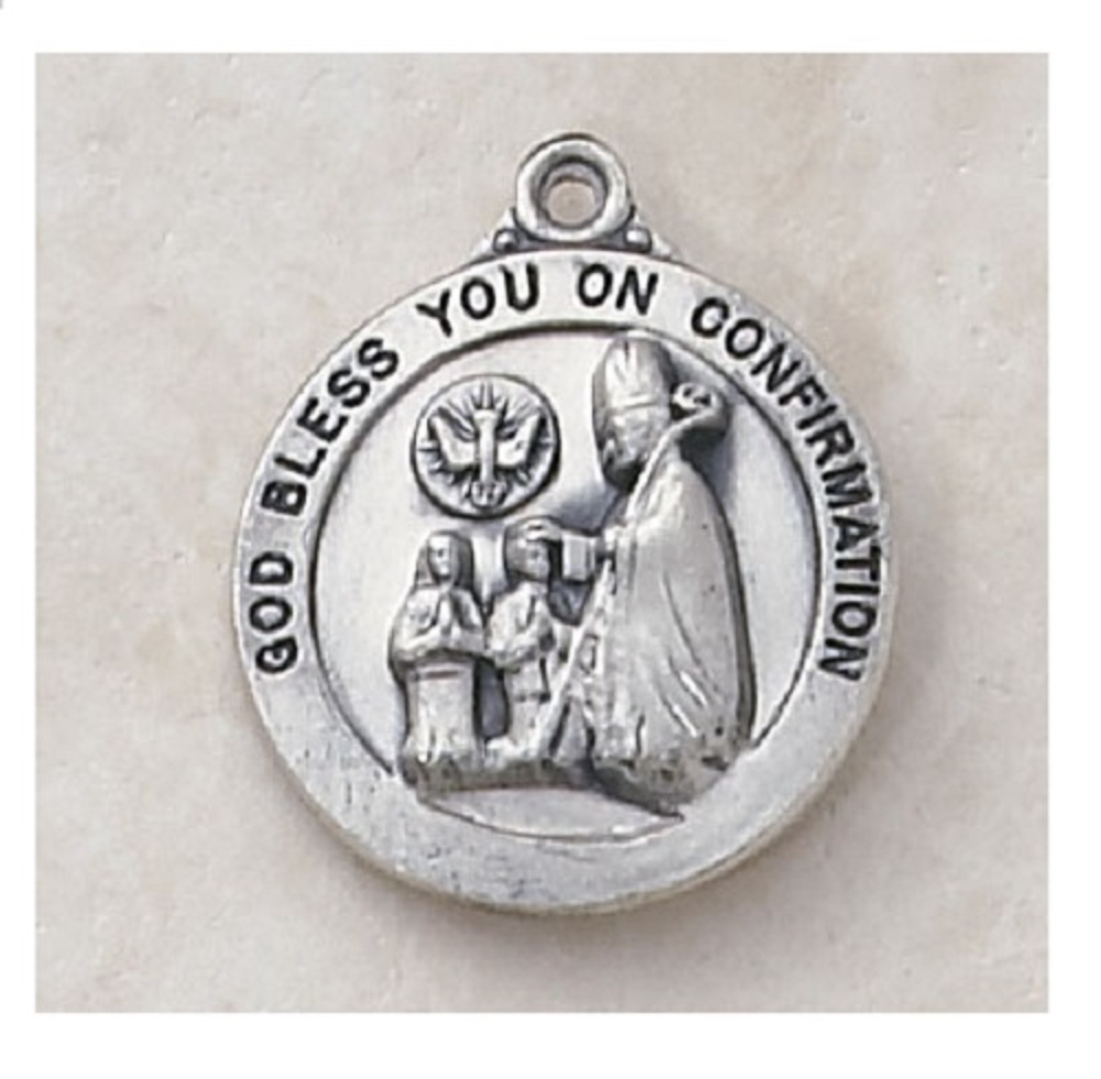 Confirmation Decorative Medal on Chain