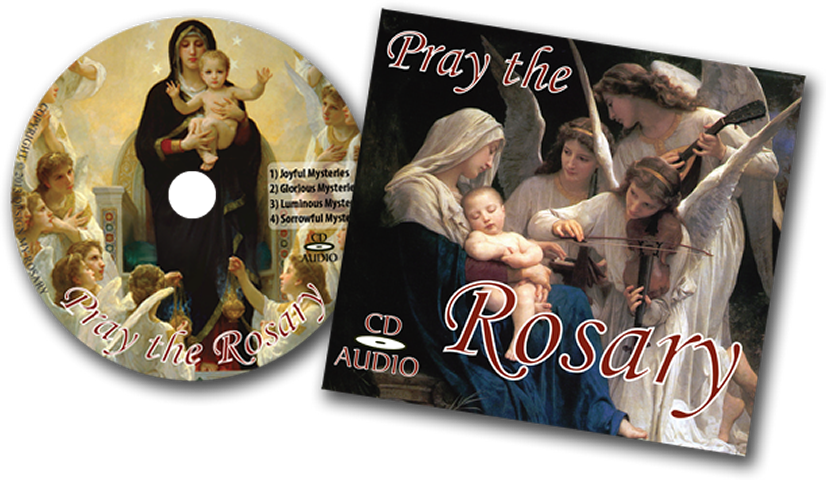 Pray the Rosary CD