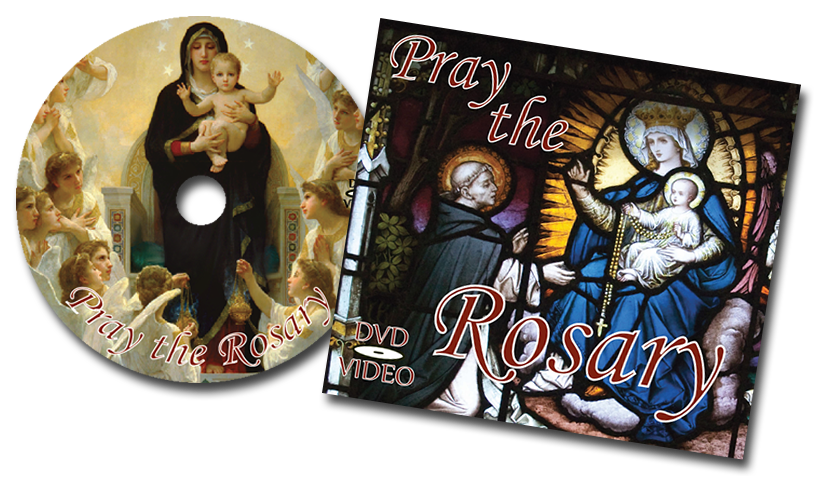 Pray the Rosary DVD