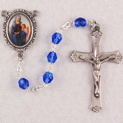 Personalized Engraved Rosaries