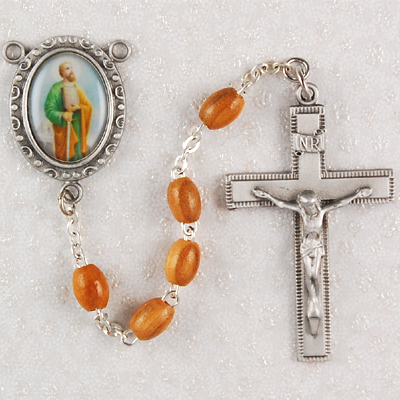 St. Paul Personalized Engraved Rosary