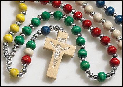 Value Priced Mission Rosary