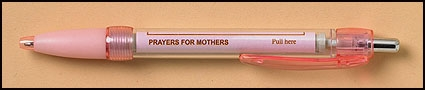 Mom Pull Out Prayer Pen