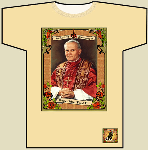Pope T-Shirts