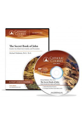 The Secret Book of John: Gnostic Lies about God, Creation, and Procreation DVD