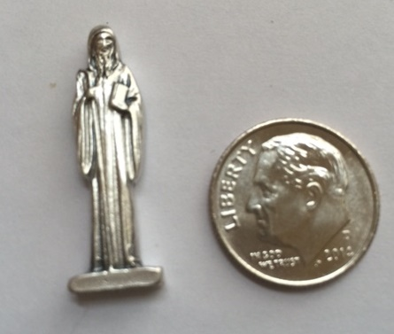 St. Benedict Tiny Pocket statue