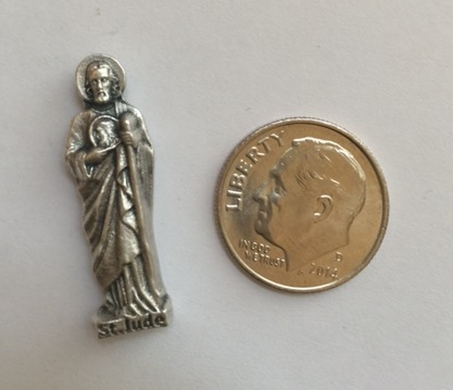 St. Jude Pocket Statue