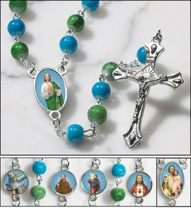 Saints for Boys Rosary
