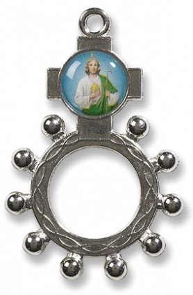 St. Jude Rosary Ring