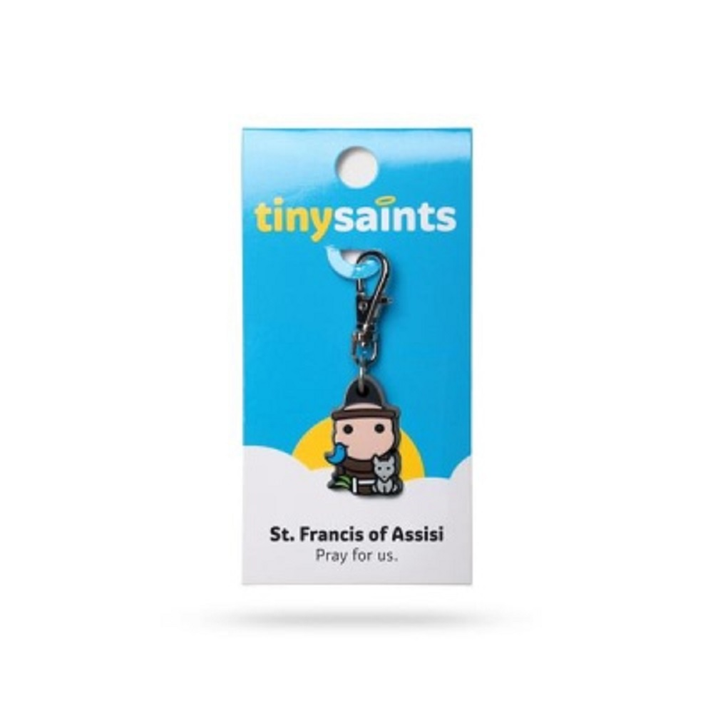 St. Francis Tiny Saints Charm