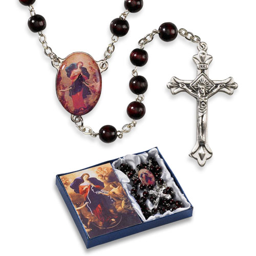 Untier of  Knots Rosary