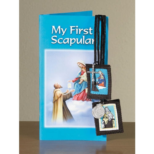 12 pack My First Scapular