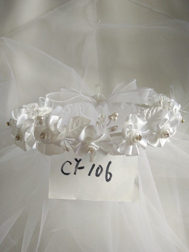 First Communion Veil B
