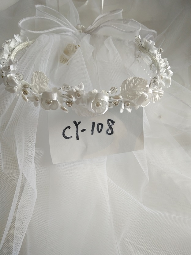 First Communion Veil D