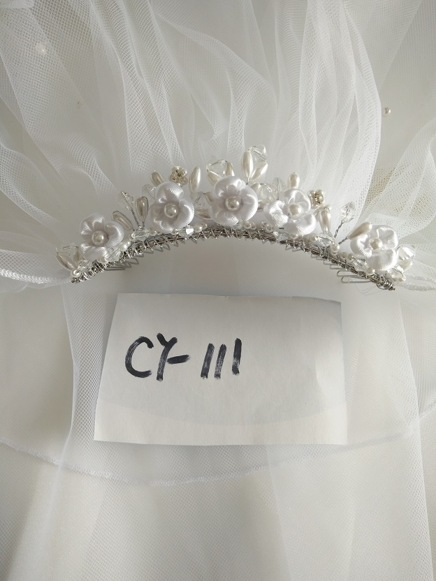 First Communion Veil F