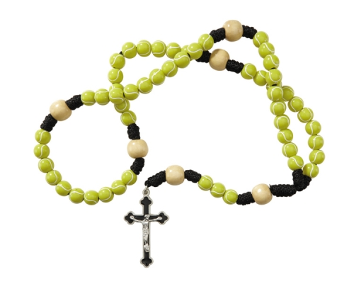 Tennis Sports Rosary