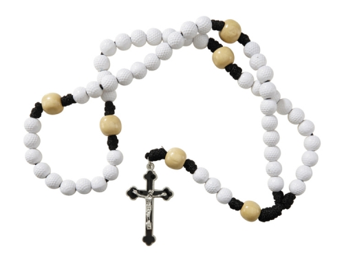 Golf Sports Rosary