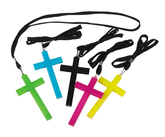 3 Assorted Cross Pen Lanyards - limit one per order!