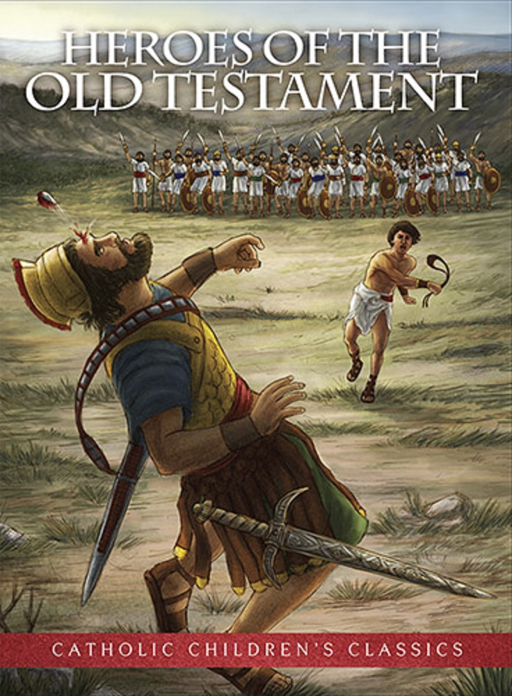 Aquinas Kids Picture Book Heros Of the Old Testament