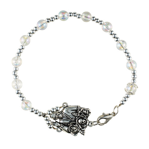 Pope Francis St. Francis Rosary Bracelet  - limit one per order please!
