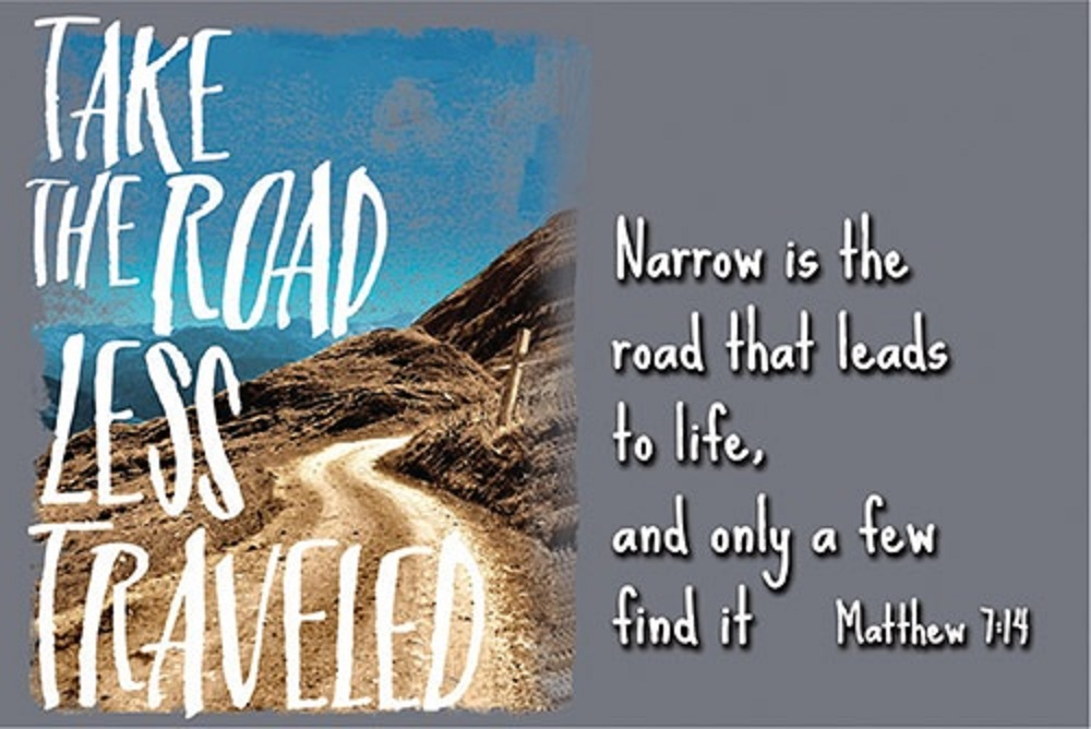 Pass It On - Road Less Traveled