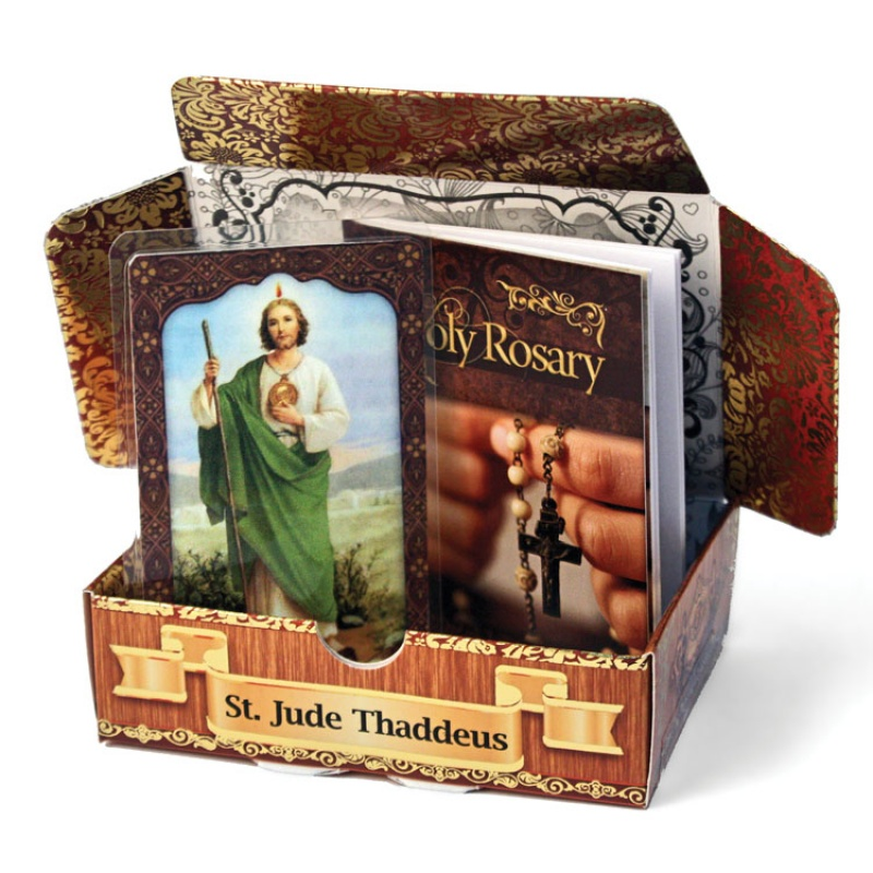 St. Jude Prayer boxes