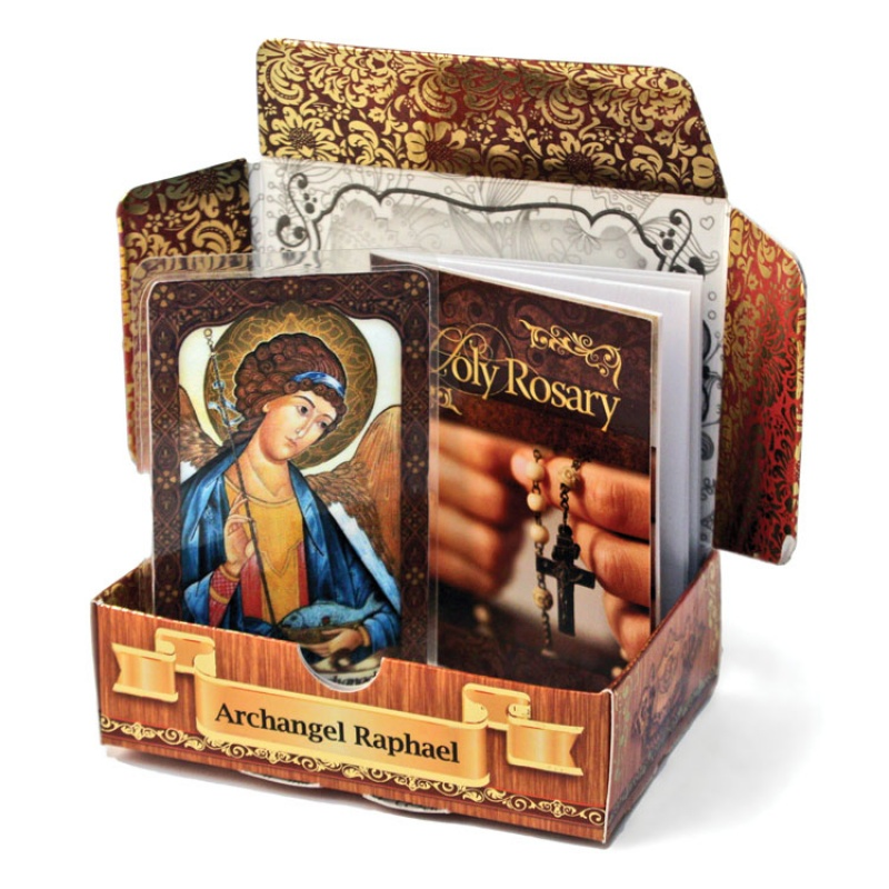 St. Raphael the Archangel Prayer Boxes