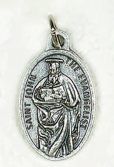 John the Apostle (The Evangelist) medal
