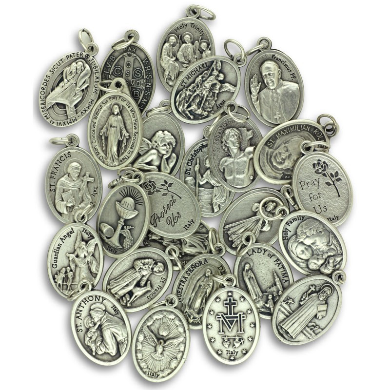 Monthly Medal of Patron Saints Subscription
