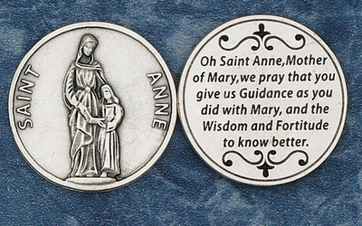 St. Anne Pocket Token