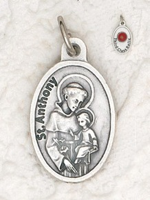 St. Anthony Relic Medal